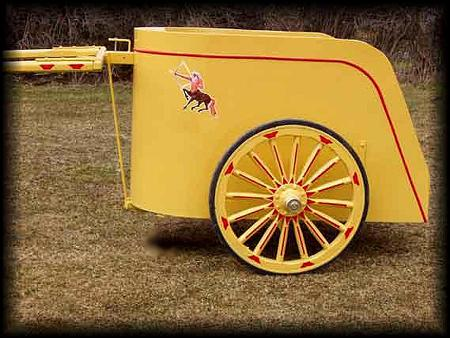 how to build a roman chariot